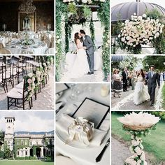 Happy #moodboardmonday! Captured by @victoria_phipps and featured on @weddingsparrow, we absolutely love this gorgeous and elegant lakeside destination wedding in Como, Italy. #gorgeous #elegant #lakecomo #como #italy #lakeside #lake #wedding #destinationwedding #inspiration