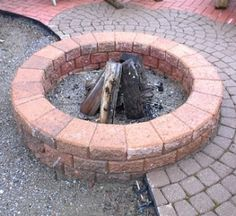 Awesome Useful Tips: Rustic Fire Pit Diy fire pit furniture.Backyard Fire Pit Sand simple fire pit how to make. Easy Fire Pit, Fire Pit Bowl, Fire Pit Ring, Rustic Fire Pits, Metal Fire Pit, Concrete Fire Pits, Concrete Patio, Cool Diy, Fun Diy