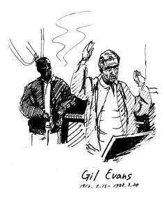 「ジミ・ヘンドリックスとレコーディングするからマイルスも参加しないか」 ギル・エヴァンス