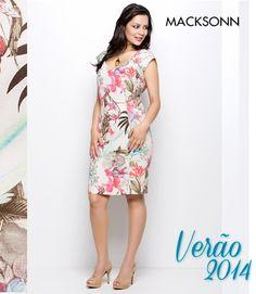 Flores e folhagens da Macksonn para o verão 2014!
