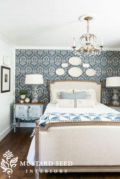 unreal master bedroom redo!! missmustardseed.com