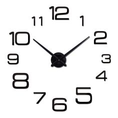 Promotion price 2016 New Wall Clock 3d Acrylic Mirror Clocks Reloj De Pared Quartz Watch Horloge Home Living Room Modern Diy Wall Stickers just only $9.59 - 12.47 with free shipping worldwide  #clocks Plese click on picture to see our special price for you