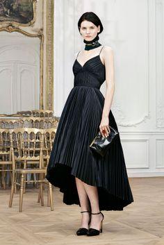 Christian Dior pre-fall 2014 lookbook.
