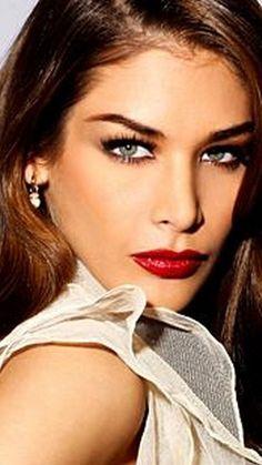 LOve this Make Up! Dayana Mendoza..Miss Universe 2008 from Venezuela