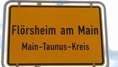 Flörsheim am Main in Hessen