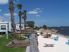 Emerald Beach Rv Park - Rv Park, Rv Park Reviews, Recreational Vehicle Facilities