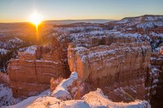 Want to Experience Bryce Canyon's Winter Beauty? What You Need to Know About Snowshoeing and Hiking in the Snow | Bryce Canyon Country