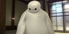 """Baymax is a marvel of cuteness engineering!!!!!!! 