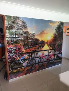 GLASS Printed Wall Art