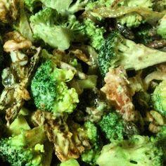 Be Delicious: Asian Broccoli Salad