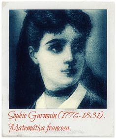 Sophie nació en París en una familia aburguesada. Hizo importantes contribuciones a la teoría de números y la teoría de la elasticidad. Uno de los más importantes fue el estudio de los que posteriormente fueron nombrados como números primos de Sophie Germain. Se carteó con algunos de los matemáticos más relevantes de su tiempo. Ya Era la cima de su carrera científica, pero sintió que era tratada con condescendencia por sus colegas hombres, que no la respetaban.