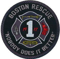 Boston Fire Dept Recue 1