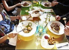 Departures Magazine: Extraordinary Museum Restaurants