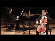 prokofiev cello and piano sonata op.119 1/3 - YouTube