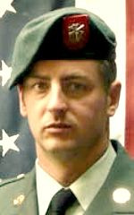 Army SFC Shawn P. McCloskey, 33, of Peachtree City, Georgia. Died September 16, 2009, serving during Operation Enduring Freedom. Assigned to 3rd Battalion, 7th Special Forces Group, Fort Bragg, North Carolina. Died of of injuries sustained when an improvised explosive device detonated near his vehicle during combat operations in Ghur Ghuri, Helmand Province, Afghanistan.