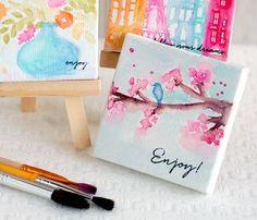 Mini Masterpieces... - Paper, Scissors and Superheroes