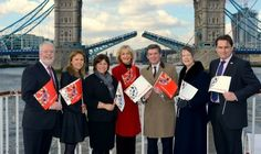 English tourism week on the thames