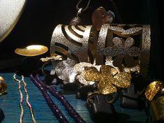 Yiousouri Thessaloniki, Fabric Jewelry, Jewelry Shop, Greece, Crown, Diy, Fashion, Greece Country, Moda