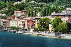 Gargnano, Lake Garda | Gargnano, midway up Lake Garda's west… | Flickr