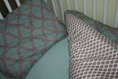 Patterns for toddler duvet covers and making a twin comforter into two toddler duvets
