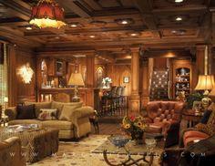 Family Room, Bar