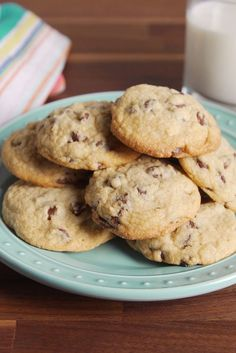 Look no further! We've got you covered for the perfect chocolate chip cookie recipe. Get the recipe from Delish.
