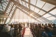 Wedding at the Adler Photo by: Sam Hurd
