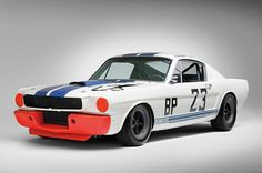 Ford Mustang 1965 Shelby GT350R