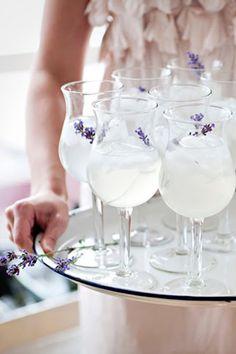 Lavender Lemonade | Julie Blanner