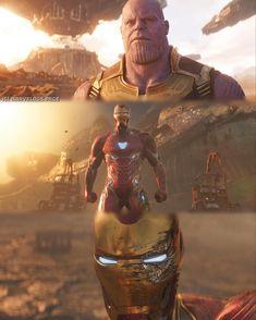 Probably the deadliest fight in Infinity War. #AvengersInfinityWar #IronMan #TonyStark #RobertDowneyJr #Marvel #MCU #MarvelStudios…