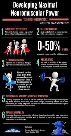 #Training | 6 Key Tips to Develop Maximal Neuromuscular Power