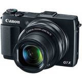 Canon PowerShot G1 X Mark II Black Digital Camera (12.8 MP, 5x Opt, SD/SDHC/SDXC Card Slot)