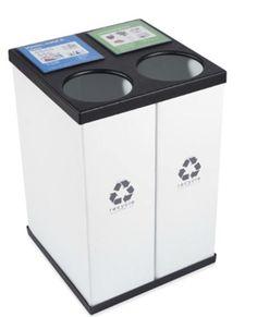$100 recycling bin http://www.amazon.com/Recycleboxbin-Recycling-Recycle-Changeable-Construction/dp/B00BTREI1K/ref=sr_1_4?s=storageorganization&ie=UTF8&qid=undefined&sr=1-4&keywords=recycling+bin