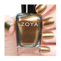 ZOYA Nail Polish - shade Aggie