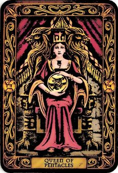 Google Image Result for http://www.india-astrology.org/images/Queen-Of-Pentacles-Tarot-Card.jpg