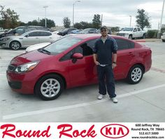 https://flic.kr/p/CKMYzi | #HappyBirthday to John from Eric Armendariz at Round Rock Kia! | deliverymaxx.com/DealerReviews.aspx?DealerCode=K449