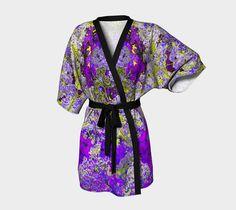 06614 v1 Kimono Robe by designsbyjaffe on Etsy