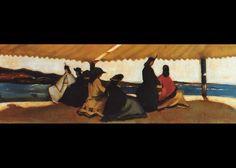 Giovanni Fattori - La rotonda di Palmieri, 1866
