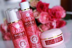 Atqa Beauty Blog | atqabeauty.com: Pielęgnacja :: Leganza – cudna róża z Bułgarii (pianka do mycia twarzy, woda różana, maska na noc)  #skincare #skincareproducts #bulgarian #bulgarianskincare #leganza #rose #rosewater #bulgarianrose #pielegnacja #moisturizer #nightmask #roseoil #oczyszczanie #demakijaz