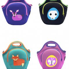 great for summer...https://tinytotsbabystore.com/shop/jellybones-neoprene-lunch-bag