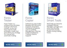Forex Tester Software provides you with the full package of tools for trading on a currency market. #Download free versions of Forex Tester, Forex Copier and Forex Smart Tools for the best performance. When you like our #Forex_software you can buy it at a reasonable price.