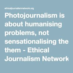 legal and ethical issues in photojournalism