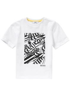 Hugo Boss Printed kids' t-shirt in cotton Style No J25939 Kids Branded Clothing  | Clothing, Shoes & Accessories, Kids' Clothing, Shoes & Accs, Boys' Clothing (Sizes 4 & Up) | eBay!
