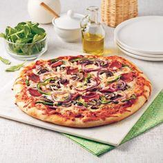 Roulades de steak au bacon et gouda - 5 ingredients 15 minutes Pizza Express, Chop Suey, Gouda, Orzo, Cheddar, Tofu, Vegetable Pizza, Macaroni, Steak