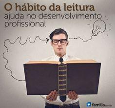Como o hábito da leitura ajuda no desempenho profissional