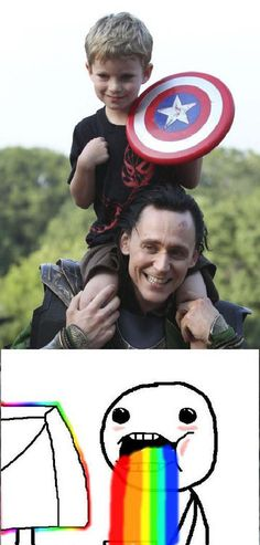 And because of the actor who plays him, we can't help but find him wretchedly adorable   Community Post: Reasons Why Loki Is The God Of Your Dreams