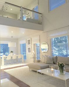 amazing living room design ideas to inspire your home's living room decor 18 livingroomdesigns Interior Design Living Room, Living Room Designs, Living Room Decor, Interior Decorating, Decorating Ideas, Summer Decorating, Interior Livingroom, Kitchen Interior, Decor Ideas