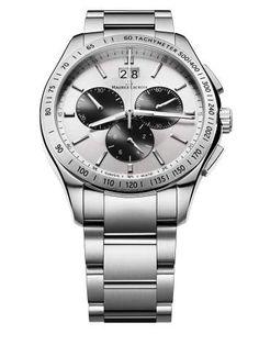 Reloj Cro Maurice Lacroix Miros Cronógrafo MI1028-SS002-130