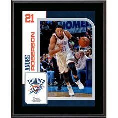 83fde8b3072 Andre Roberson Oklahoma City Thunder Fanatics Authentic 10.5