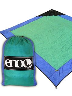 No day at the beach is complete without a proper blanket to stake out your territory, but those soggy blankets that get tossed in the trunk can get real nasty real fast. The DropZone blanket ($44.95) is a perfect way to do that; handcrafted from the same material as a nylon parachute, this is a multipurpose blanket that is both quick-drying and breathable.